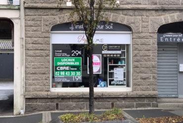 LOCAL COMMERCIAL BREST CENTRE VILLE PROCHE JAURES A LOUER